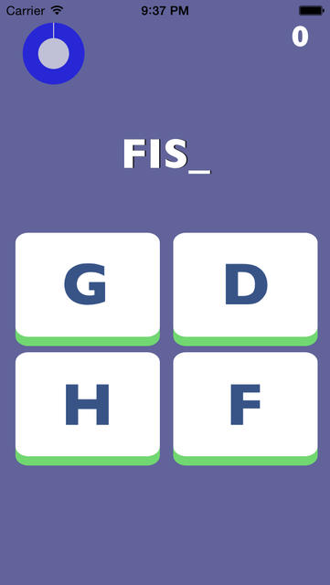 Spelling Rush - English word spelling game [Free]-screen640x640.jpeg