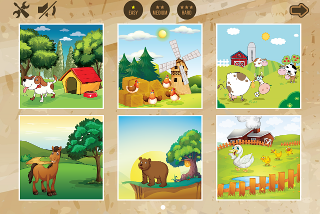 Ipad Games For Toddlers >> Toddlers Puzzle For Iphone And Ipad For Your Kids Iphone