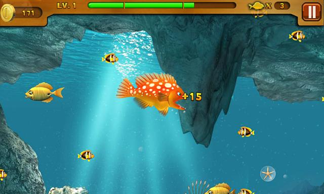 Shark Island Frenzy Great Game For Iphone Ipad The