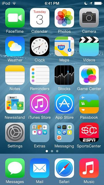 Ios 8 screenshots iphone ipad ipod forums at for Ideas for iphone apps