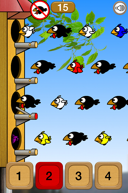 Stop Crows - Challenge Your Eye-Hand Coordination-crazy_crows_35in_2.png