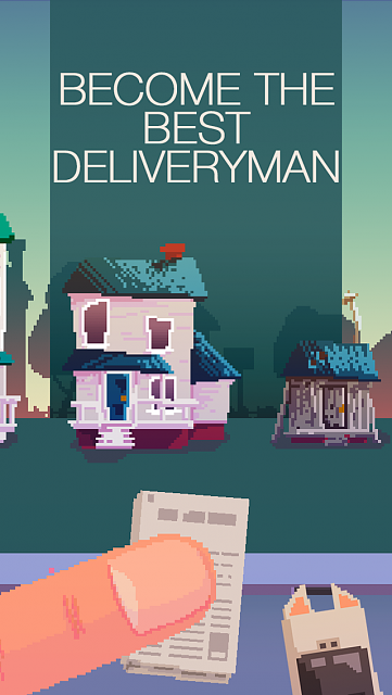 The Delivery Man (wonderfull iOS Game)-en_paperboy_presentation_1136_1.png
