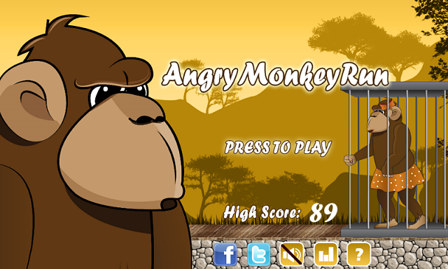 Angry Monkey Run [FREE]-screenshot_2014-06-09-16-57-25.png