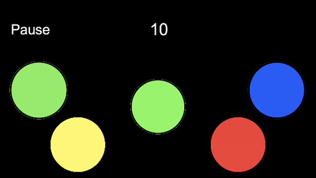 Color Plop: New Free iOS Game-color-plop-game-scene-screenshot.png