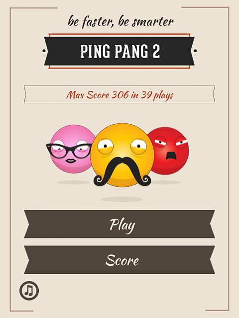 PingPang2 - New way of playing games flips the entire world of mobile apps-screenshot1.png