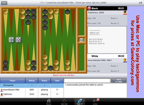 Backgammon Live for iPhone/iPad [Free]-screen480x480.jpeg