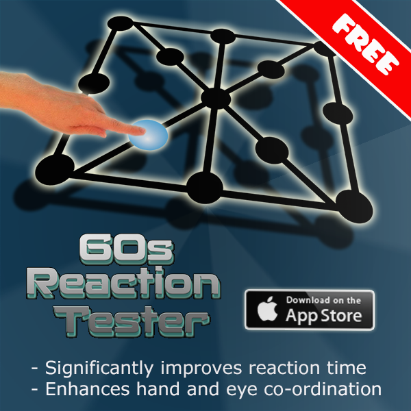 60s Reaction Tester - Fast Reaction app for iOS (by Albert Apps)-60srt_post-small.png