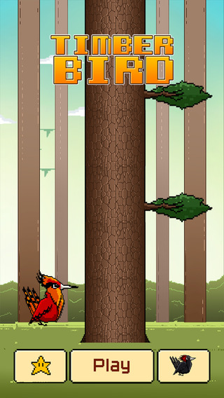 The Timberbird: This game is available now for iPhone and iPad-screen568x568.jpeg