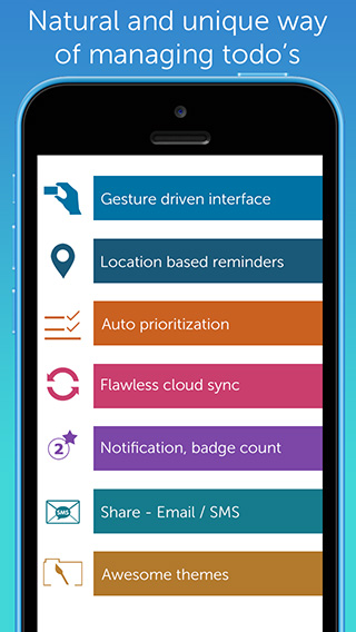 Orderly - Manage your TODO lists with Drop Box sync feature - 'Giveaway'-screen-4.jpg