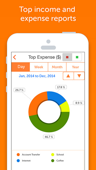 Easy Spending - Expense Tracker - 'Giveaway'-screen-3.jpg