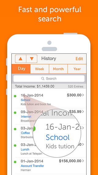 Easy Spending - Expense Tracker - 'Giveaway'-screen-4.jpg