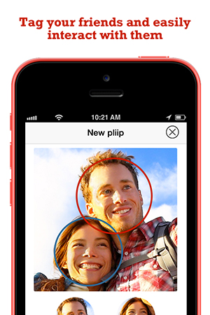 Pliip - One pal, one pic! [Free]-pliip-iphone3.5pouces-capture3.jpg