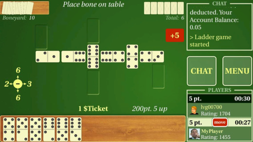 Dominoes Live for iPhone/iPad [FREE GAME]-screen520x924.jpeg