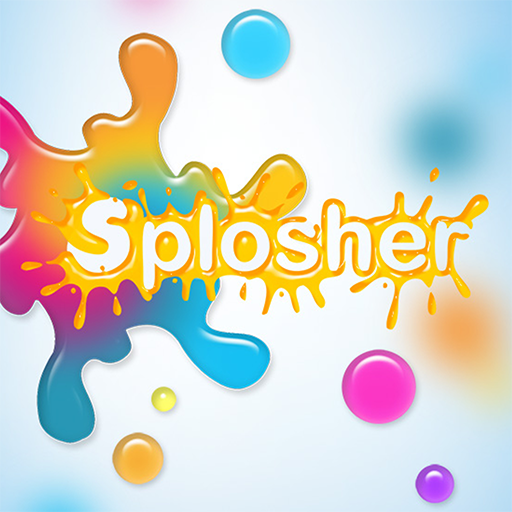 'Splosher'  - simple but addicting app. WARNING THIS GAME IS EXTREMELY ADDICT...-itunesartwork.png