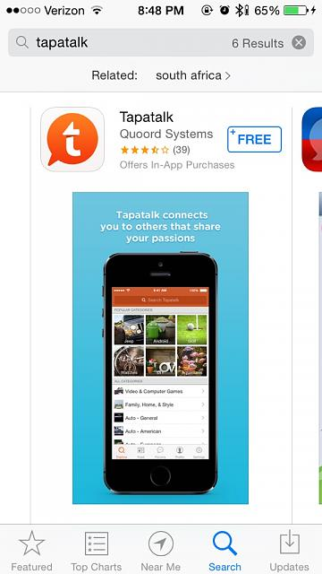 Can't find Tapatalk Pro on apps store-imageuploadedbytapatalk1409708981.804872.jpg