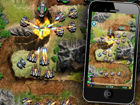 Galaxy Defense Plus - Hot Hot Hot-screen480x480.jpeg