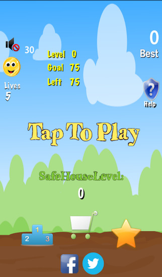 Coin Popper - A new and exiciting Iphone and iPad game-screen322x572.jpeg