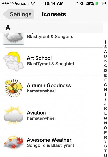 BeWeather for iPhone - Free Weather App by Bellshare-imageuploadedbytapatalk1414250940.049443.jpg