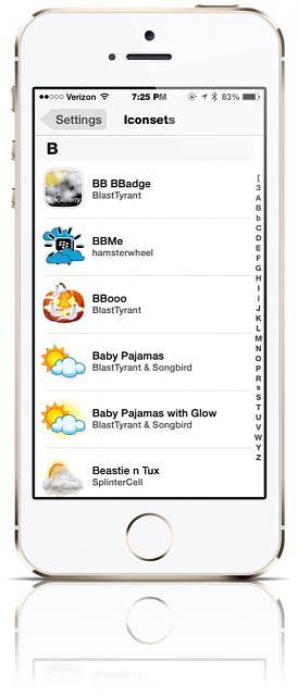 BeWeather for iPhone - Free Weather App by Bellshare-imageuploadedbytapatalk1414279579.824877.jpg
