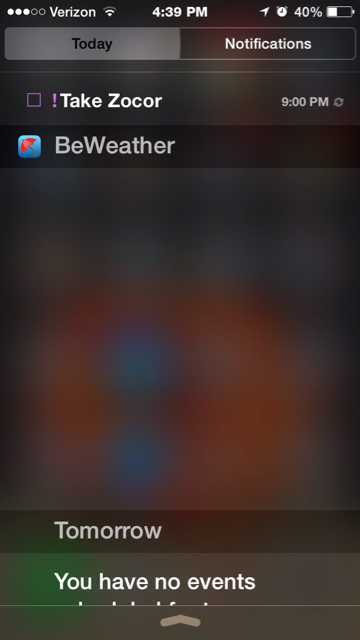 BeWeather for iPhone - Free Weather App by Bellshare-imageuploadedbytapatalk1414433954.419877.jpg