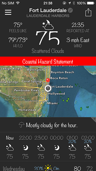 BeWeather for iPhone - Free Weather App by Bellshare-img_0778.jpg