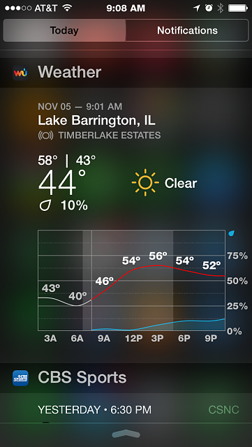 BeWeather for iPhone - Free Weather App by Bellshare-img_0140.png