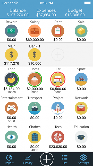 Budgetty - Incomes & Expense Tracking App-3.png