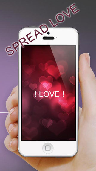 LOVE - Spread the love app.-screen322x572.jpeg