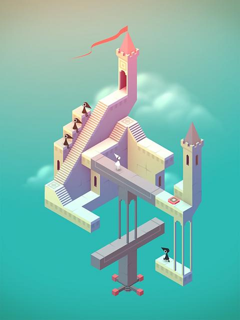 New chapters available for Monument Valley-imageuploadedbytapatalk1415790693.590540.jpg