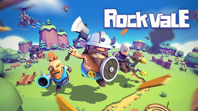 Rock Vale - Real time strategy battle game-en_rockvale_iphone5_01.jpg