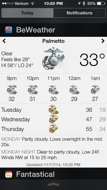 BeWeather 2 for iPhone-imageuploadedbytapatalk1416281173.344271.jpg