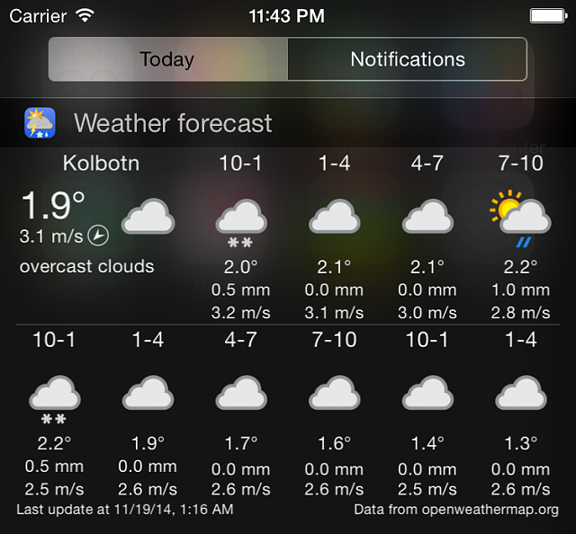 widget weather for iOS 8-widget-weather-1.2-expanded.png