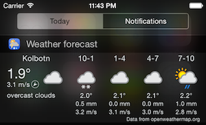 widget weather for iOS 8-widget-weather-1.2-small.png