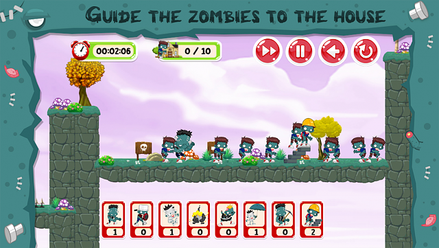 Help the Zombies [Free game]-screen1_1136x640.png