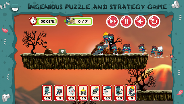 Help the Zombies [Free game]-screen2_1136x640.png