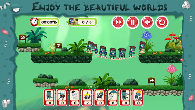 Help the Zombies [Free game]-screen3_1136x640.png