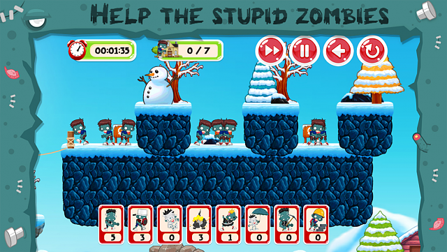 Help the Zombies [Free game]-screen5_1920x1080.png