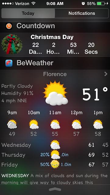 BeWeather 2 for iPhone-imageuploadedbytapatalk1417619349.220456.jpg