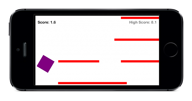 Purple Square [NEW FREE GAME!]-iphone5s-promotionalscreenshot.png