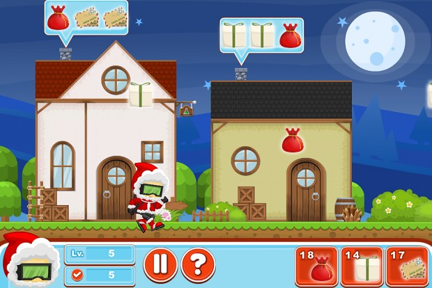Santa Claus Run! - Try My New Casual Action Game-nopenguin.jpg