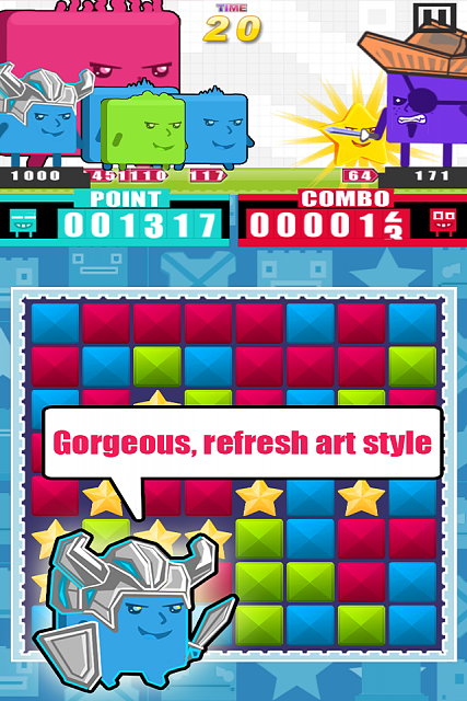 Hero of Cubic: A brand new iOS game to draw your attention-refresh.png