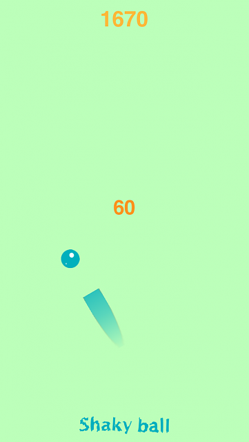 Shaky Ball - casual arcade game [FREE][Universal]-shakyball-s-1.png