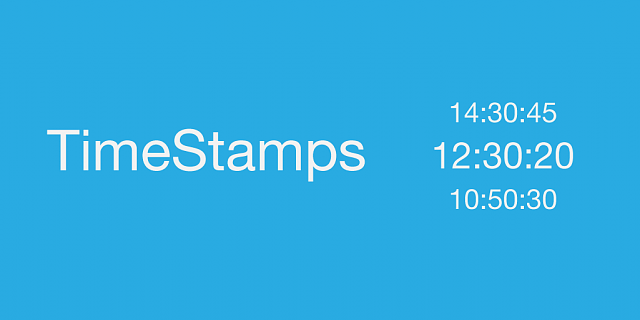 Time Stamps - reminders manager app [FREE]-timestamps-logotype.png