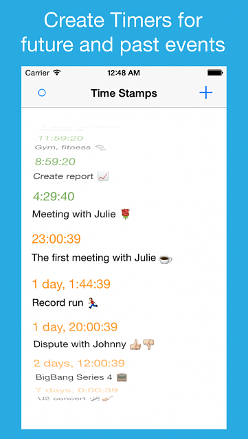 Time Stamps - reminders manager app [FREE]-timestamps-s-0.png