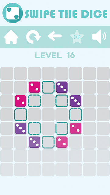 Swipe The Dice - Free Logic Game [FREE][Universal]-ios-simulator-screen-shot-dec-11-2014-1.58.55-pm.png