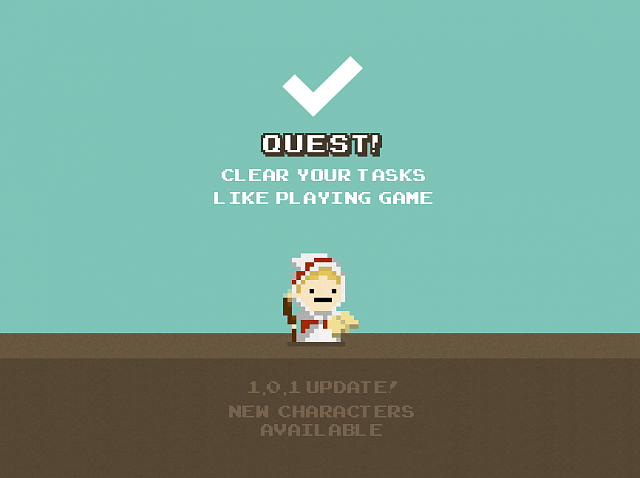 [App+Game] QUEST : Tasks & To Do List-1.0.1update.png