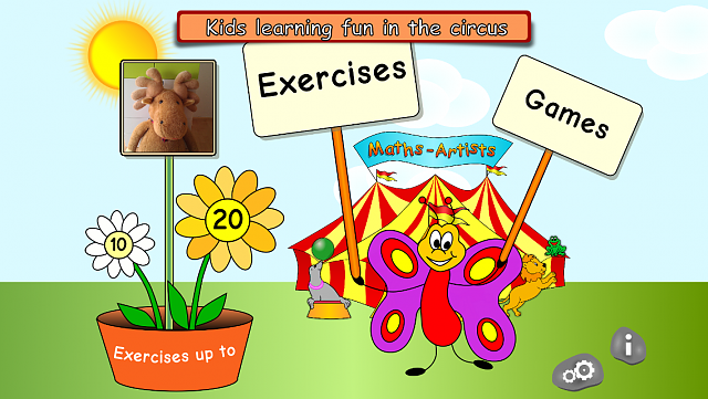 Maths Artists: New amazing maths exercises and games for preschool and first ...-title.png