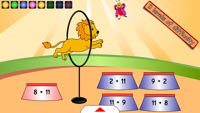 Maths Artists: New amazing maths exercises and games for preschool and first ...-exercise2.png