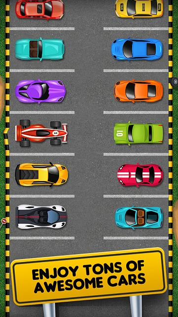 FastLane Street Racer - endless racing game [Free]-iphone5_scr3.jpg