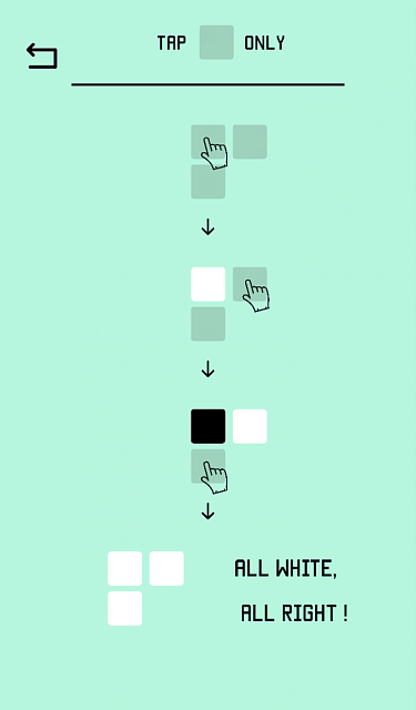 All White - [free] An amazing puzzle game.-screenshot_2015-02-18-01-42-37.png